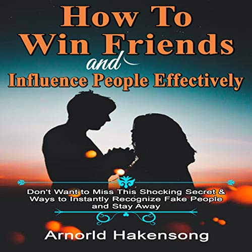 Hоw tо Win Friends and Influence People Effectively cover art