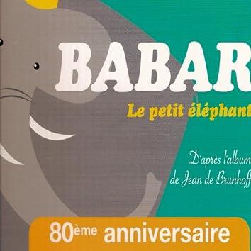 Babar en famille (80e anniversaire)