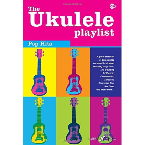 Ukulele Playlist: Pop Hits (Chord Songbook) (The Ukulele Playlist)