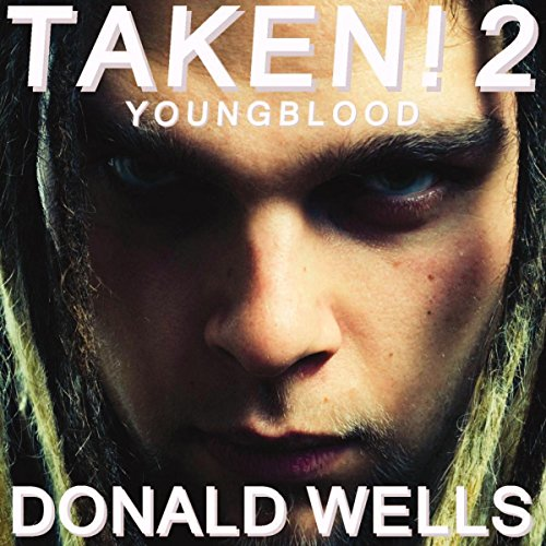 Taken! 2 audiobook cover art