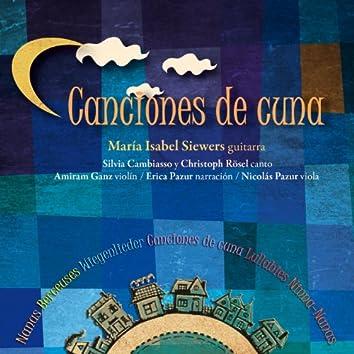 Canciones de Cuna (Wiegenlieder, Nanas, Berceuses and Lullabies)