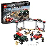 LEGO Speed Champions Mini Cooper Rally 1967 et Mini John Cooper Works Buggy 2018 8 Ans et Plus, 481 Pièces  75894