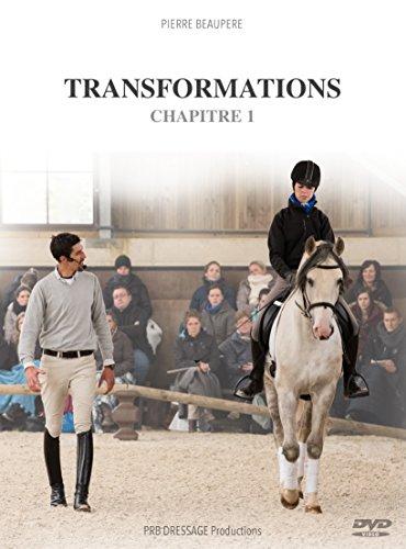 Coffret de 4 DVD - Transformatio...