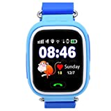 9Tong Kids Smart Watch GPS, Smartwatch per bambini GPS Tracker GSM Sim Touch Screen Suppor...