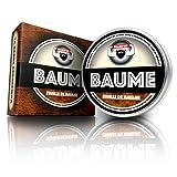 BAUME  BARBE/BEARD BALM  BEARD'UP  Produit 100% Naturel  Pour l'entretien et le soin des Barbes...