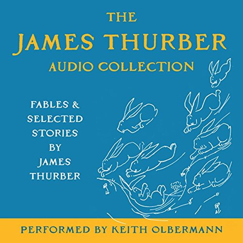 Couverture de The James Thurber Audio Collection