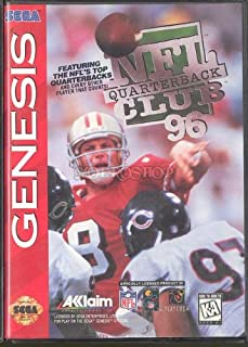 NFL Quarterback Club 96 GEN