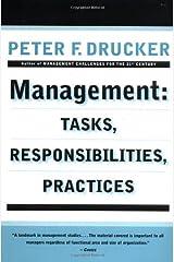Management: Tasks, Responsibilities, Practices Kindle Edition