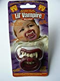 Billy Bob Schnuller Little Vampire - lustiger Vampirschnuller - No Milk Please!
