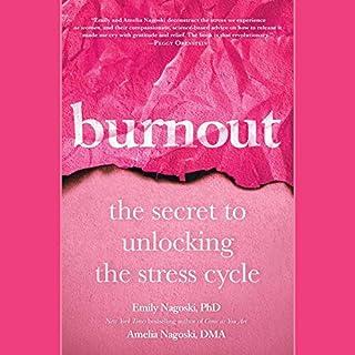 Burnout audiobook cover art