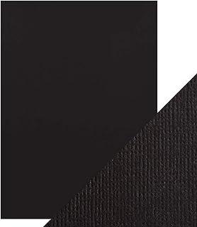 DIN A4 220g//m2 50fogli Rayher Cartoncino Nero