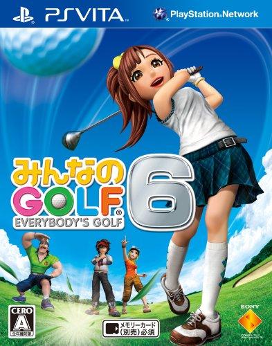 Sony Interactive Entertainment(ソニー・インタラクティブエンタテインメント)『みんなのGOLF 6』