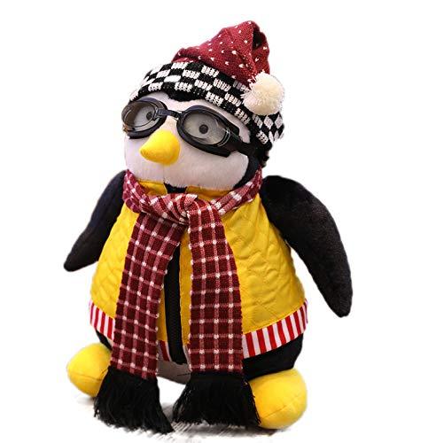 lili-nice Giocattoli di Peluche Carino Joey'S Friend Penguin S TV Amici Seri Rachel Penguin Animali di Peluche Regali di Natale 47Cm