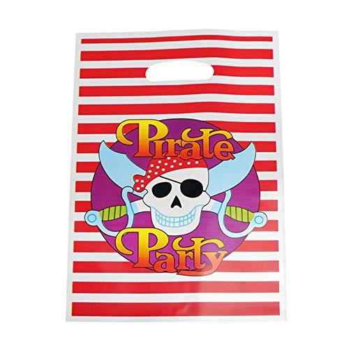 FSYX Bolsa de regalo 20pcs / Football Theme Trophy Bag Regalo de devolución Candy Bag Holiday Decoration Football Booty Bag 50pcs como imagen