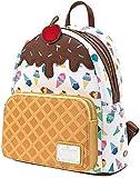 Loungefly Disney Princess Ice Cream Mini-Backpack