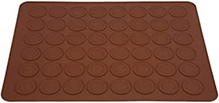 48 trous macaron pad bricolage silicone macaron gâteau pad plateau de cuisson four antiadhésif pad outil cuisine accessoires