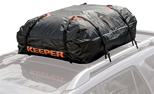 Our #4 Pick is the Keeper Waterproof Rooftop Cargo Bag