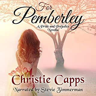 For Pemberley cover art