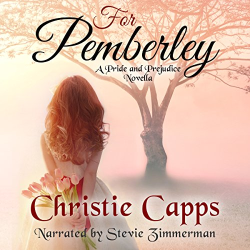 For Pemberley audiobook cover art