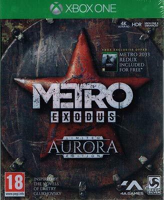 Metro Exodus Aurora Limited Edition (PEGI) Xbox One