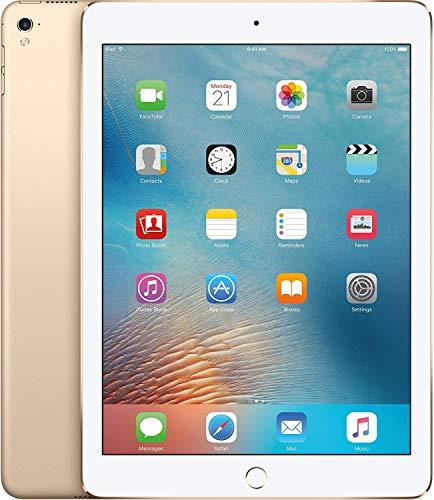 Apple iPad Pro 9.7 32GB Wi-Fi - Gold (Renewed)