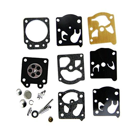 tucparts k24-wat Repair Seal Kit für Walbro Vergaser wt-274wt-424wt-592wt-620wt-621wt-626wt-630wt-631wt-640wt-643wt-644wt-645wt-646wt-647wt-648wt-649wt-669Echo Rasentrimmer brushcutte
