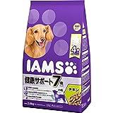 アイムス (IAMS) ドッグフード 7歳以上用 健康サポート 小粒 チキン シニア犬用 2.6kg
