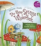 Die kleine Spinne Widerlich - Komm, wir spielen Schule!: Band 5 - Diana Amft