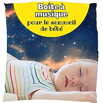 Boîte à musique pour le sommeil de bébé, L'heure du coucher des enfants, Les berceuses