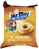 Mr.DAY Ciambella/ Butterringe 8x38g 308 g
