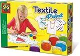 SES Creative 00341 - Textilfarbenset mit T-Shirt -