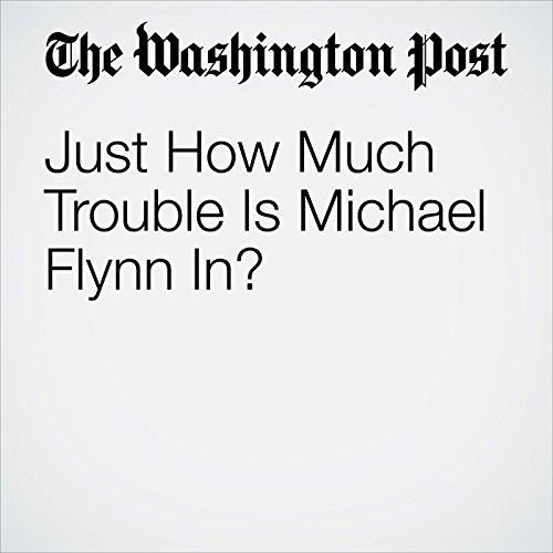 Just How Much Trouble Is Michael Flynn In? copertina
