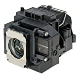 Epson PowerLite 1220プロジェクタアセンブリwith 200ワットプロジェクター電球