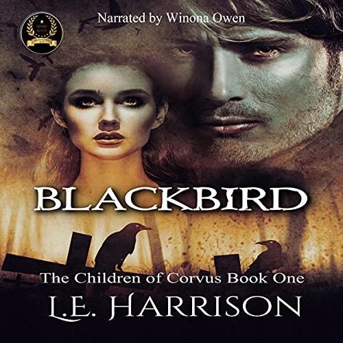 Blackbird Audiobook By L. E. Harrison cover art