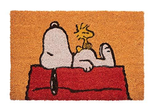 Erik® Snoopy Fussmatte, 40x60cm Schmutzfangmatte