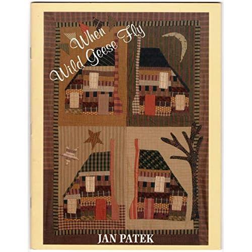 Jan Patek Quilts JPQ-2204 Autumn Glory Pattern