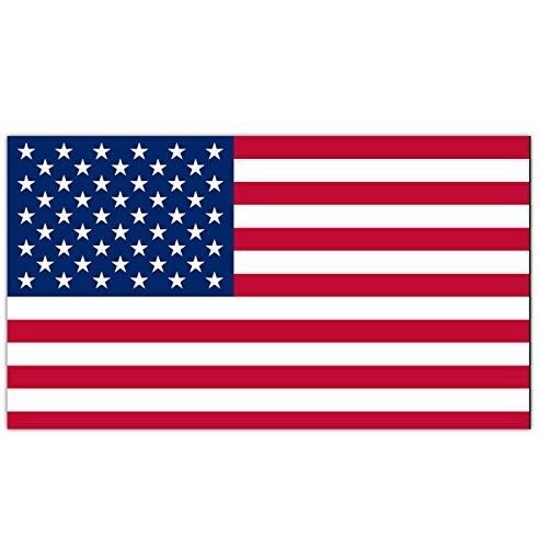Henbrandt 5ft X 3ft USA American Stars & Stripes Flag