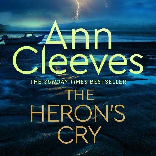 The Heron's Cry cover art