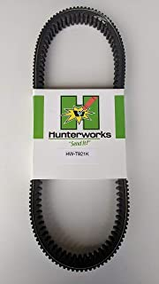 Hunterworks 2014-2020 Polaris RZR XP 1000/ 1000S/ General Heavy Duty Thick CVT Drive Belt