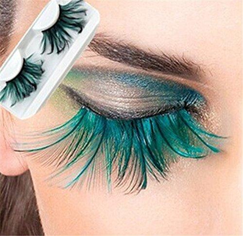 - Make Up Für Einen Pfau Kostüm
