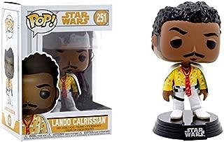 Solo A Star Wars Story Funko POP! Star Wars Lando Calrissian Exclusive Vinyl Bobble Head #251