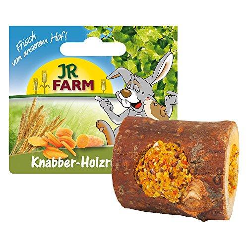 Mr. Woodfield Knabber-Holzrolle Vollkorn  Ergänzungsfuttermittel für Zwergkaninchen, Meerschweinchen, Ratten, Hamster, Mäuse, Chinchillas und Degus.