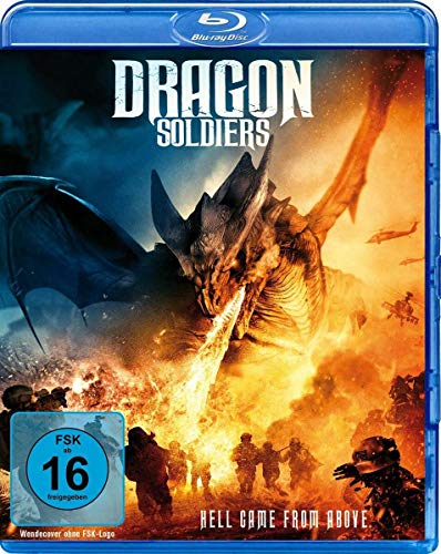 Dragon Soldiers [Blu-ray]