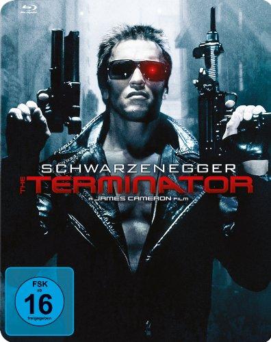 The Terminator - Steelbook (ungeschnittene Fassung) [Blu-ray] [Limited Edition]