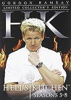 Hell's Kitchen: Season 5-8 [DVD] [Import]