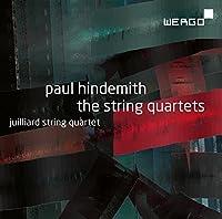 Comp.string Quartets: Juilliard Q