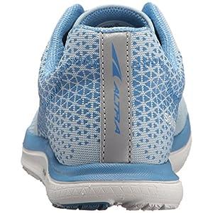 ALTRA Women's Solstice Sneaker, Blue, 7 Regular US