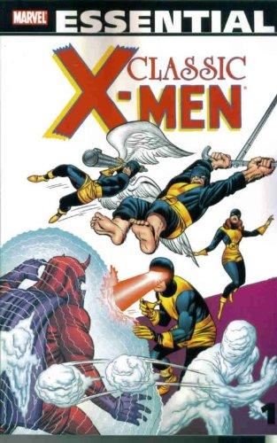 Essential Classic X-Men - Volume 1 -  Lee, Stan, Paperback