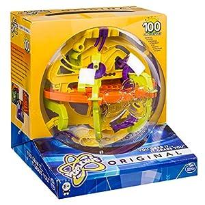 Spin Master Games 6022078 - Perplexus Original, Geschicklichkeitsspiel, 100 Herausforderungen