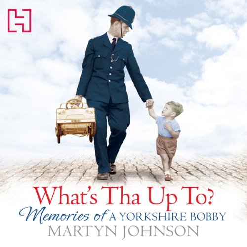 What's Tha Up To? audiobook cover art